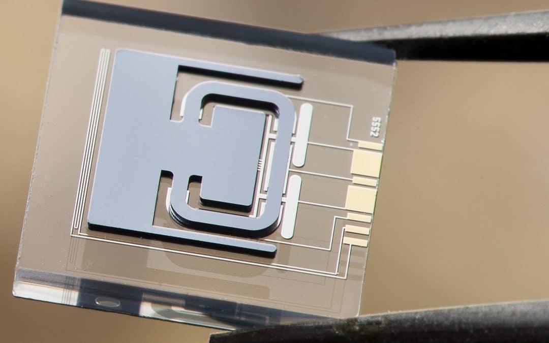 TrueDyne Bild Omega-Chip - Quelle: Bernd Müller fuer Hahn-Schickard