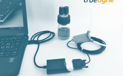 Evaluations-Kit – Dichtemessung von Treibstoff