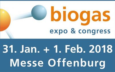 Biogas Expo & Congress 2018