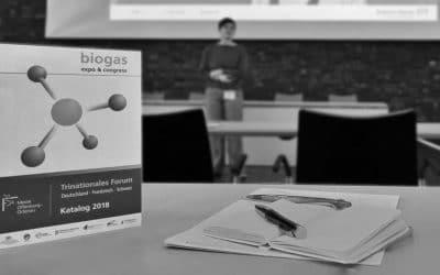 Vortrag: Resonante Sensoren für die Qualitätsüberwachung von Biogas
