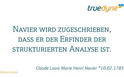Claude Louis Marie Henri Navier *10.02.1785