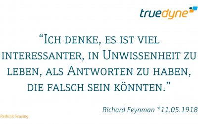 Richard Feynman *11.05.1918