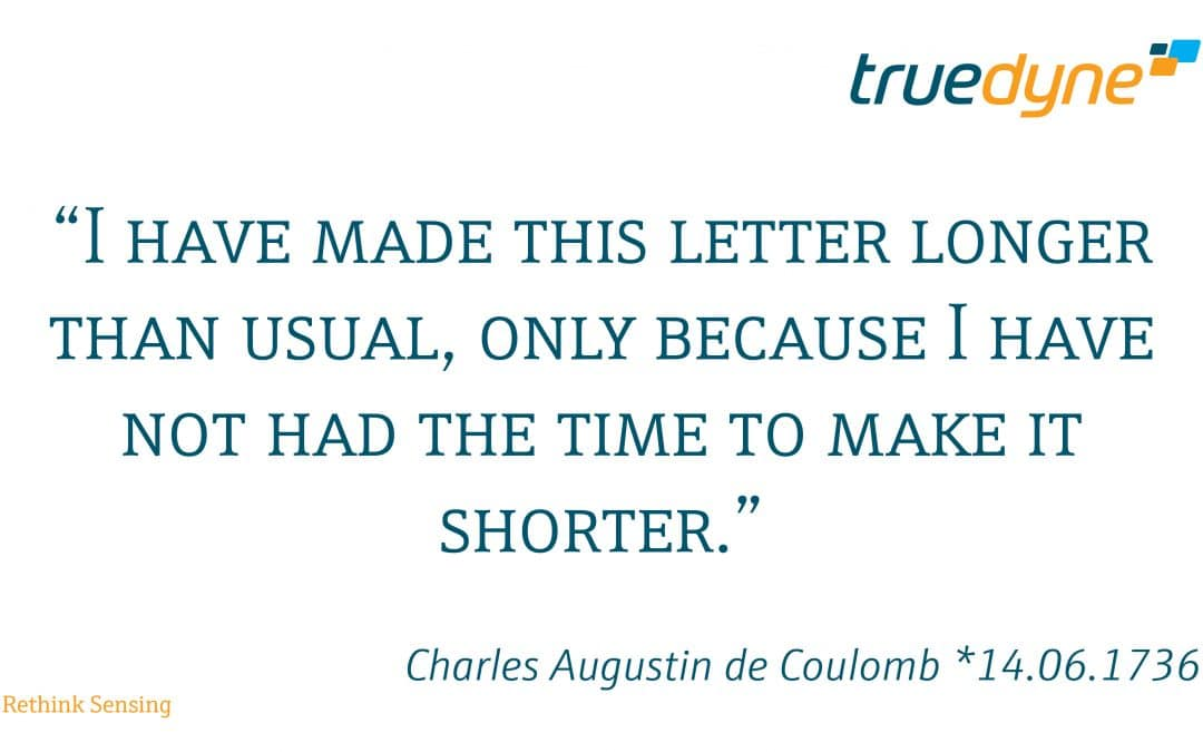 Charles Augustin de Coulomb *14.06.1736