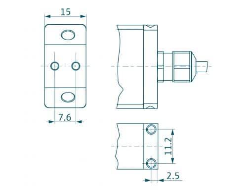 1080x810px_DGF-M1_mechanische Befestigung_1901_TrueDyne_Dichtesensor
