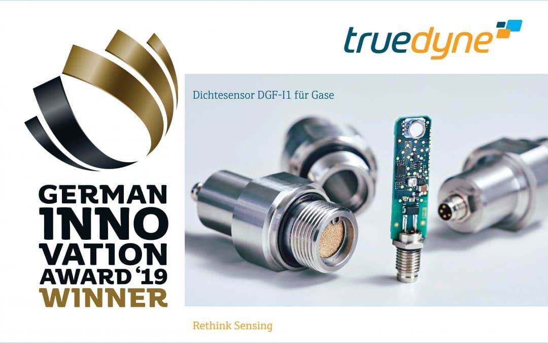 Gewinner – German Innovation Award 2019