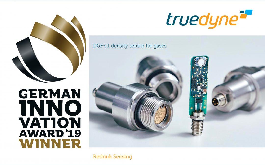 Winner – German Innovation Award 2019