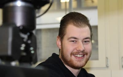 Congratulations. Philipp Meier – Electronics Engineer (EFZ) – Graduation