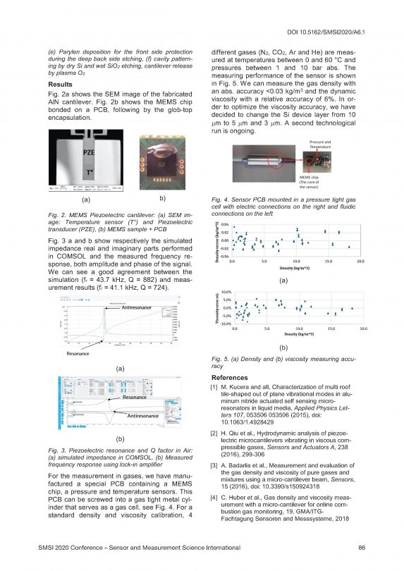 Article MEMS-Cantilever - Page 2