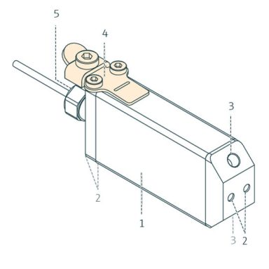 DLO-M2 - Produktaufbau